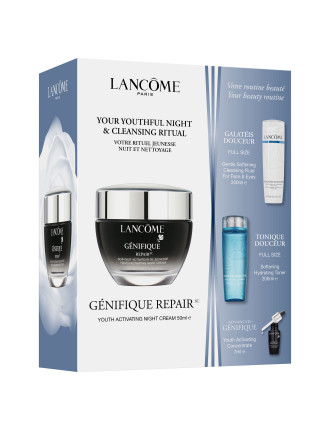 Genifique & Cleansing Set
