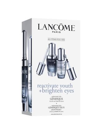Lancome Genifique & Light Pearl Perfect Partner Set