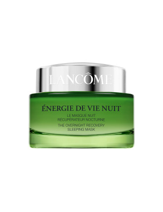 Energie De Vie Overnight Recovery Sleeping Mask  75ml