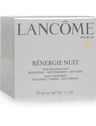 Renergie Creme Nuit Pot 50 Ml