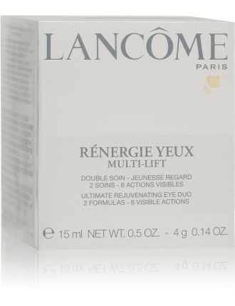 Renergie Lift Volumetry Eye Double Care 20ml