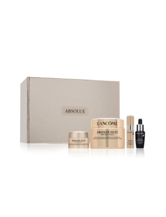 Absolue Luxury Night Collection Set