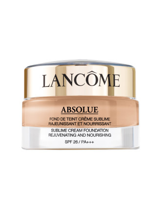 Absolue Sublime Cream Foundation