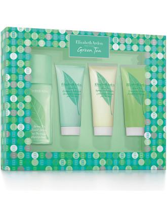 Green Tea Scent Spray 100ml Gift Set