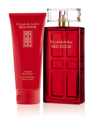 RED DOOR 100ML 2PC SET