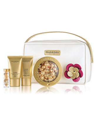 Ceramide 4 pc Capsules Set in Bag