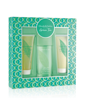 Green Tea EDT 100ml 3pc Set
