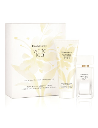 White Tea 50ml EDT 2pc set