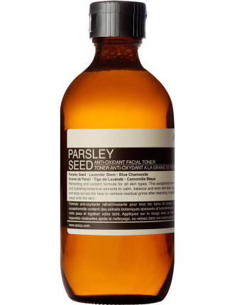 Parsley Seed Anti Oxidant Toner 200ml