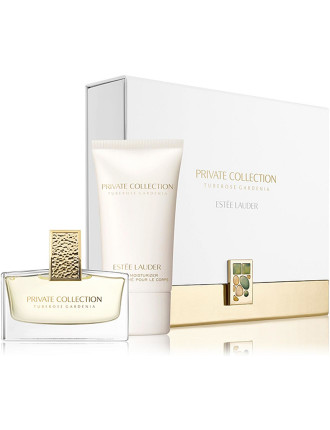 Private Collection Tuberose Gardenia Gift Collection