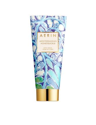 Mediterranean Honeysuckle Body Cream
