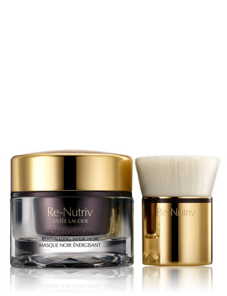 Ultimate Diamond Revitalizing Mask Noir