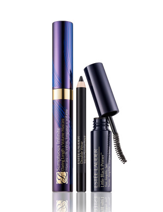 Lengthening Volume Trio Mascara Set