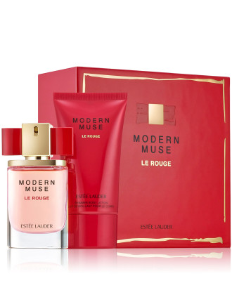 Modern Muse Le Rouge 2-Piece Limited Edition Set