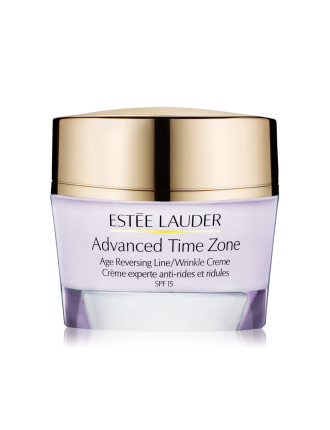 Advanced Time Zone Creme SPF 15 - Normal/Combination