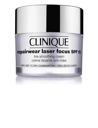 Repairwear Laser Focus SPF 15 Line Smoothing Cream -Dry