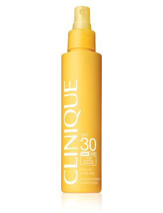 Sunscreen Virtu-Oil Body Mist SPF 30