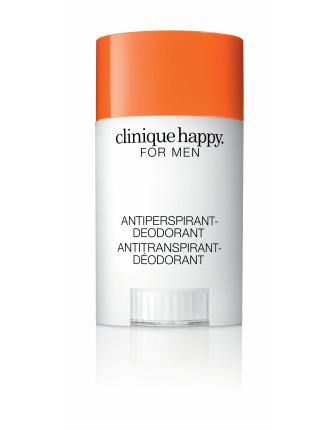 Happy For Men Anti-Perspirant Stick
