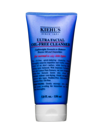Ultra Facial Oil-Free Cleanser