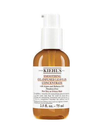 Smooth Oil-Infusion Leave-In