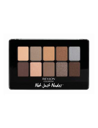 Revlon Colorstay Not Just Nudes¿ Shadow Palette