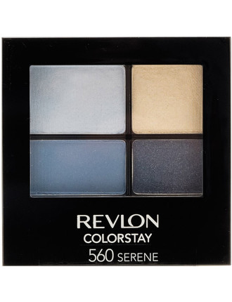 Colorstay Eye Shadow Quad