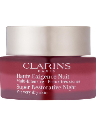 Super Restorative - Night Cream Launch