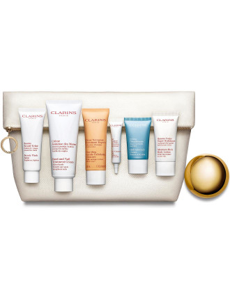 X14 Gorgeous Getaways - Face & Body Care Collection
