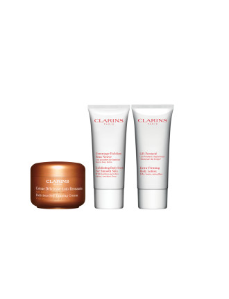 Delicious Self Tanning Set