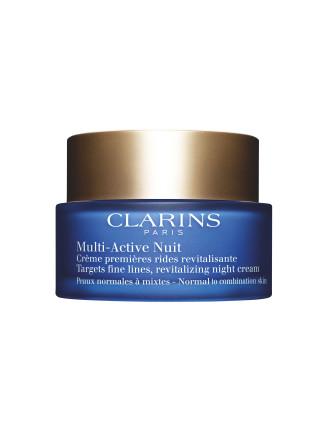 Multi-Active Night Cream - Normal to Combination Skin 50ml