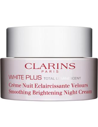 White Plus Smoothing Brightening Night Cream