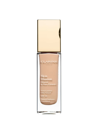 Skin Illusion Foundation SPF 10