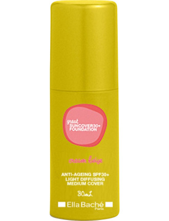 GREAT SUNCOVER FOUNDATION SPF30+ 30ML