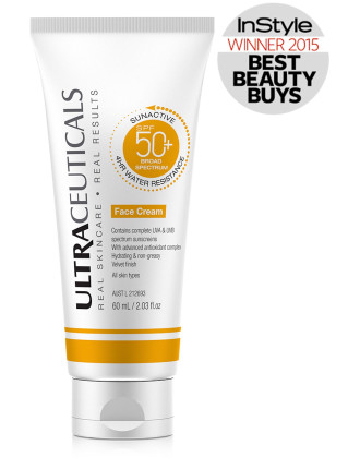 Ultra Sun Active Spf50+ Face Cream