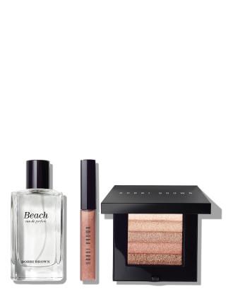 Beach Fragrance, Lip & Cheek Set