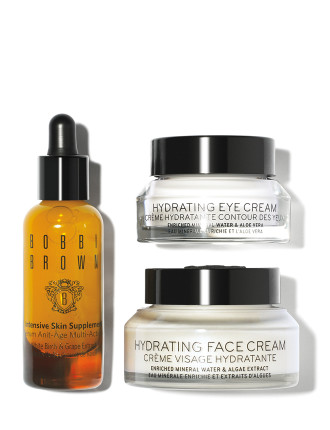Hydrating Skin Supplements Set