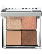 Nude Glow Collection - Bronze Glow Eyeshadow Quad Palette $80.00