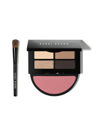 Online Exclusive: Instant Pretty Eye And Cheek Palette