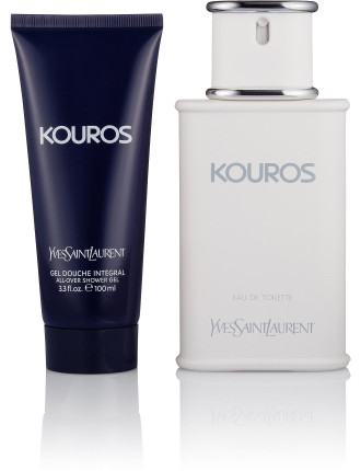 Kouros Eau de Toilette 100ml set