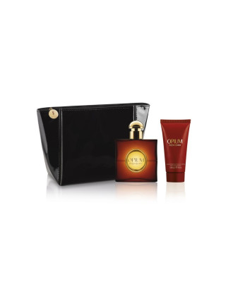 Opium EDT 50ml 3 Piece Gift Set