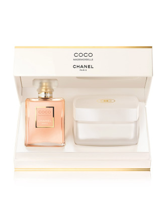 COCO MADEMOISELLE  Eau de Parfum Spray and Body Cream