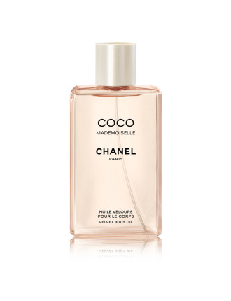 COCO MADEMOISELLE  Velvet Body Oil 200ml