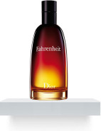 Fahrenheit Eau de Toilette Natural Spray 100ml $115.00