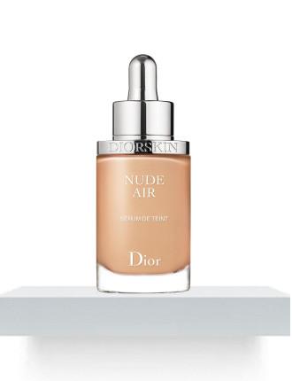 Diorskin Nude Air Serum, Healthy Glow Serum Foundation