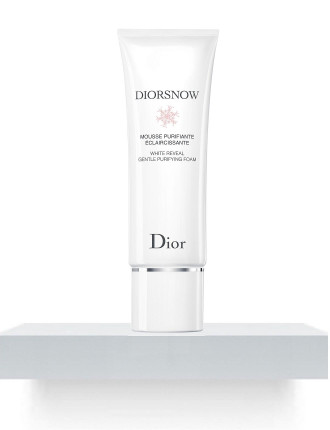 Diorsnow White Reveal Gentle Purifying Foam