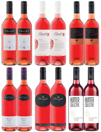 Summer Rose (12 Bottles)