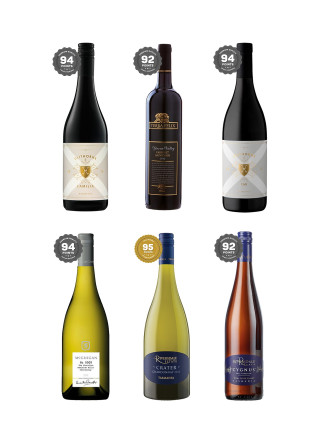 The Luxury Selection Mix (6 Bottles)