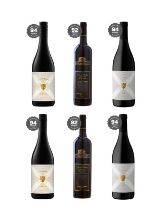 The Luxury Selection Reds (6 Bottles)
