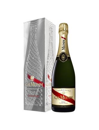 Mumm Cordon Rouge Champagne Nv (6 Bottles)