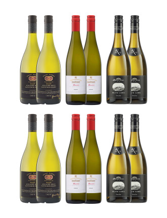 Iconic Wineries Whites Collection (12 Bottles)
